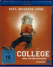 College - Beats, Bier und heisse Girls - Blu-ray - neu & ovp