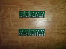 20x SMD Adapterplatine SOT23 (0.95mm / 1.90mm) auf SIP3 FR4-Industriequalität
