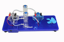 experiment tool( PEM cell + electrolyzer) to generate Oxygen and Hydrogen power