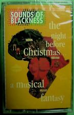 Sounds of Blackness:  The Night Before Christmas: A Musical Fantasy (Cassette)
