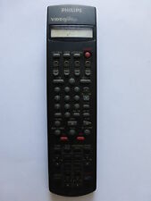 PHILIPS VCR REMOTE CONTROL RT6547/05 for VR6547/05