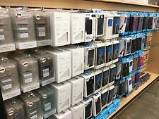 Wholesale Lot 25pc Mix Samsung Galaxy Note 4 Cases in Retail Package for Display
