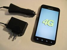 GOOD! Samsung Galaxy S II 2 4G SPH-D710 Android WIFI HD Video SPRINT Smartphone