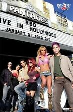 2006 RBD LIVE IN HOLLYWOOD POSTER NEW NIP 22X34 FREE SHIPPING