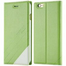 Floveme Magnetic Wallet Leather Case Card Slot Stand Cover for iPhone 7/Plus 6 5