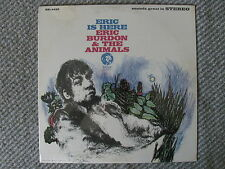 ERIC BURDON & THE ANIMALS Eric Is Here Old Store Stock Lp SEALED