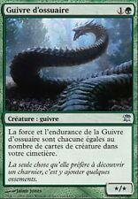 4x Guivre d'ossuaire ( Boneyard Wurm) Innistrad FRENCH #171