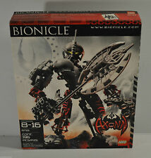 LEGO BIONICLE AXONN #8733 NEW SEALED VHTF