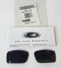 Oakley Gascan Replacement Lenses color : Grey  96-187 Lenti di ricambio Gascan