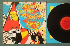 Elvis Costello & The Attractions Armed Forces EX/VG+ 1979 1st Press