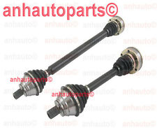 Set of 2 Front CV Axle Shafts for  JETTA 2.0 Gas Automatic