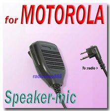 41-75M Speaker-mic for Motorola FEIDAXIN 2 pin