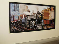 New York Central Steam 20 th Century Limited Color Railroad Archives 0B