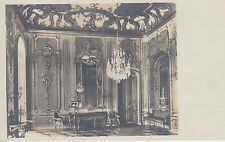 Postkarte - Potsdam / Neues Palais Wohnung Friedrich d. Großen - Musikzimmer