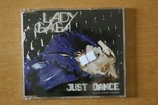 Lady Gaga Featuring  Colby O'Donis  ‎– Just Dance  (C198)