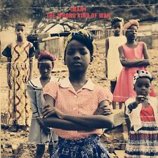 IMANY - THE WRONG KIND OF WAR   CD NEU