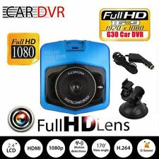 "2.4"" Car DVR Camera Full HD 1080P Video Recorder G-sensor Night Vision Cam AO"