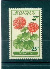 Monaco 1959 - Y & T  n. 518 - Fleurs - Flowers