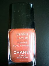 Chanel Nail Polish Vernis Laque CRISTALLE PEACH / PECHE New Rare