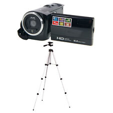 "2.7'' HD 720P 16.0 MP 16X Digital Zoom Video Camera Camcorder DV with 40"" Tripod"