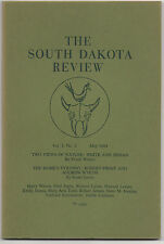 South Dakota Review - Vol I Number 2 - May 1964 - 2 Views of Nature White/Indian