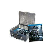 Universal Jurassic World Limited Edition Collectible Giftset [Blu-Ray + Dvd + D