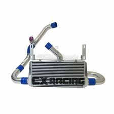 CXRacing Intercooler Kit For 96-04 Ford Mustang 4.6L V8 Supercharger Oil Cooler