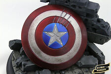 1/6 Captain America Steve Rogers Metal Shield Civil War Avengers Toys Hot USA