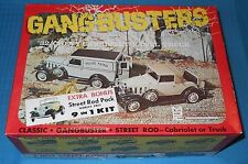 MPC Gangbusters 1932 Chevy Cabriolet/Panel Truck-1/25 Kit-Model Car Swap Meet