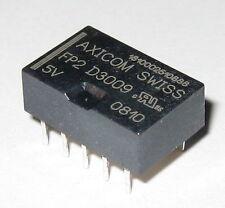 Axicom 5V Coil 2 Amp Relay Rated at 250 VAC - Tiny 5 V PC Mount Relay FP2
