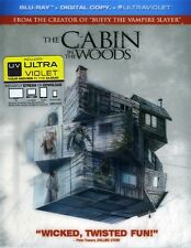 Cabin in the Woods (2012, REGION A Blu-ray New) BLU-RAY/WS