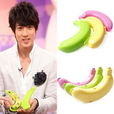 New Portable Fruit Banana Protector Container Storage Holder Box Trip