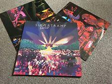 SUPERTRAMP - PARIS - 1980 DOUBLE LP WITH INNER SLEEVES - LOOK IN MY EBAY SHOP!!