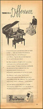 1949`Vintage ad for Baldwin Piano`Photo (082215)