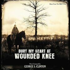 FREE US SH (int'l sh=$0-$3) NEW CD : Bury My Heart at Wounded Knee [Music From T