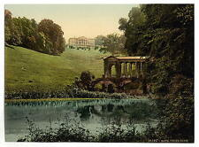 Prior Park College With Palladin Bridge Bath A4 Photo Print