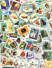 1,000 DIFFERENT VIETNAM STAMPS - NO DUPLICATES - NO DAMAGED OR HINGED!