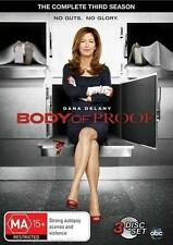 Body Of Proof SEASONS 1 2 3 : NEW DVD