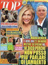 Top 2016 19#Mara Venier & Lamberto Sposini,Alda D'Eusanio,Mariana Castaneda,iii