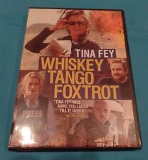 WHISKEY TANGO  FOXTROT, DVD, TINA FEY