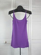 Women's Tops & Blouses - C & C California Tank Top - medium  Purple (style CAD)