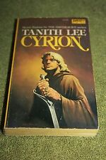 CYRION  BY TANITH LEE  1982