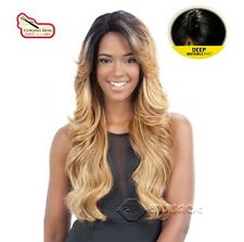 Freetress Equal Lace Front Wig Deep Invisible Part - Mizzy