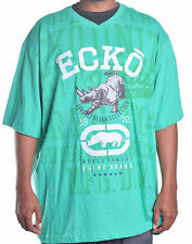 Ecko Unltd. Men's Big & Tall Emerald Green Tee Shirt