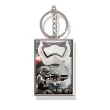 Star Wars Episode 7 Stormtrooper 3D Lenticular Metal Keyring