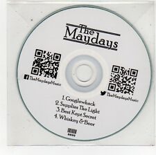 (FU434) The Maydays, Googlewhack - DJ CD