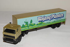 LION CAR DAF 2800 TRUCK WITH TRAILER WAJANG PLANTEN NEAR MINT CONDITION