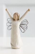 Willow Tree Courage angel #26149 cancer survivor DEMDACO figurine angels