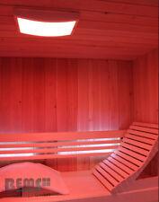 LED Sauna Farblicht Beleuchtung RGB für Sauna und Infrarotkabinen Lumina LUX
