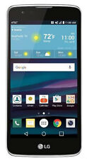 Unlocked Brand NEW LG Phoenix 2 LG-K371 4G LTE AT&T Android Phone - Black